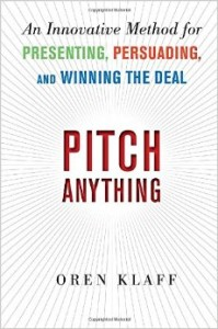 Pitch Anything - Oren Klaff